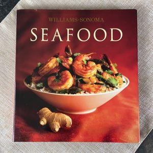 William Sonoma Seafood Cookbook